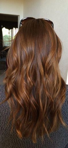 18 Copper Brunette Hair Color Ideas for Short Haircuts in Spring 2019 - Wass Sel., 18 Copper Brunette Hair Color Ideas for Short Haircuts in Spring 2019 - Wass Sel. Hair Color Balayage, Hair Highlights, Copper Balayage Brunette, Color Streaks, Haircolor, Spring Hairstyles, Cool Hairstyles, Hairstyle Ideas, Redhead Hairstyles