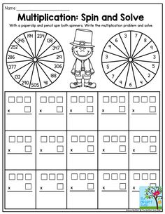 multiplication in pictures for grade 3 learners