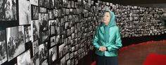 Paying tribute to the fallen heroes of the Iranian resistance, Ramadan gathering in Paris- July 2014