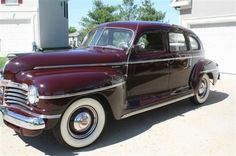 1942 Plymouth Sedan