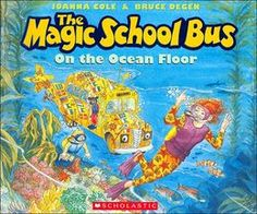 The magic school bus on pinterest food chains the human for Magic school bus ocean floor full episode