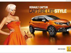 Renault:  Capture lifestyle, 3