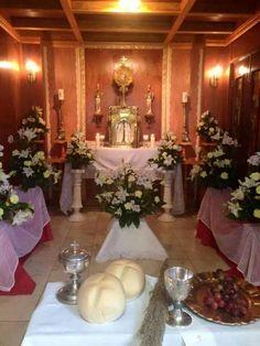 Monumento Jueves Santo - 2015 Parroquia La Milagrosa Ponce, Puerto Rico