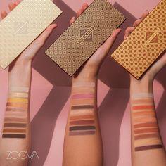 Zoeva Plaisir Box palettes