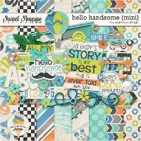 {Hello Handsome} Digital Scrapbook Mini Kit by Digilicious Design available at Sweet Shoppe Designs http://www.sweetshoppedesigns.com/sweetshoppe/product.php?productid=30205&cat=0&page=1 #digiscrap #digitalscrapbooking #digiliciousdesign
