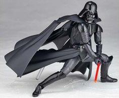 Revolttech Star Wars Darth Vader Action Figure