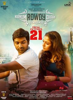 Naanum Rowdy Dhaan Movie Stills