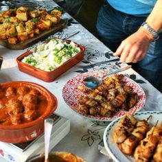 Tapas Buffet, Onion Soup Recipes, Bbq, Pesto Pasta, Football Food, Diy Food, Bruschetta, Food And Drink, Dessert Recipes