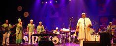 """SHOW E GRAVAÇÃO DVD (Geronimo Santana, Banda Mont´Serrat e Orquestra Afro Sinfônica) - Show """"Toada Ancestral"""" pelo Projeto Natura no Teatro Cidade do Saber (Camaçari-Bahia-Brasil)"""