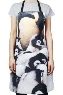 Comprar avental-estampa-pinguins-unisex-usenatureza