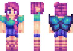 Enchanting Minecraft Skin
