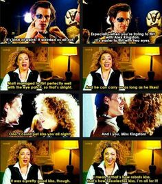 Doctor Who | 6.13 - The Wedding of River Song -- Behind the Scenes