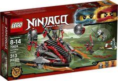 70624 LEGO Ninjago Vermillion Invader