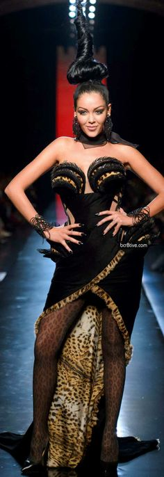 Jean Paul Gaultier Fall Winter 2013-14 Haute Couture | The House of Beccaria