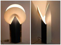 Lampada dell'annata Reflex progettato nel 1980 da di DoubleRandC