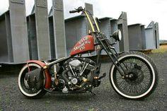 Cool Rat Rod Bike~☆★
