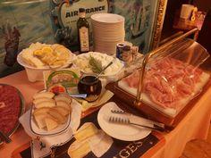 Local cheese, prosciutto Crudo and more...