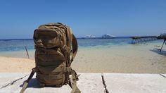 MIL-TEC Rucksack - hier mehrere Rucksäcke entdecken! Bradley Mountain, Combat Boots, Army, Backpacks, Outdoor, Bags, Adventure, Viajes, Taschen