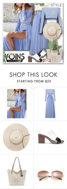 """""""Yoins"""" by sneky on Polyvore featuring moda"""