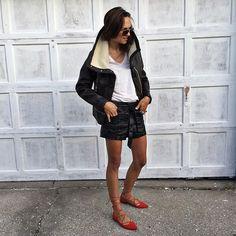 Pin for Later: 26 Comptes Instagram à Suivre Pour une Dose Quotidienne D'inspiration Mode shalicenoel Son compte: shalicenoel