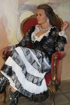 Romance Jacket and Princess Skirt