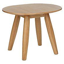 Buy John Lewis Enza Side Table Online at johnlewis.com £99