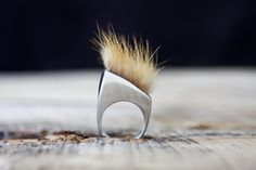 The One collection MOHAWKI silver ring by BijouxMOHAWKI on Etsy, $185.00