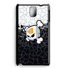 Ken Block Skull Monster Rally Gymkhana Hoonigan Samsung Galaxy Note 5 Case