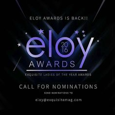 Have you nominated? @eloyawards -  2016 so far has been a phenomenal year for women all around the world. We have seen the 1st ever Female US Presidential Candidate the 1st Female UK Prime Minister in power since the late 80s the 1st Nigerian Female President of a major US television network the 1st Female Nigerian Chancellor and lets not forget the female athletics in Rio the Nigerian Female rower who was exceptional at the Olympics.  Its that time again when we as a community welcome…