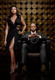 Empire / Lyons / Lucious / Cookie / Terrence Howard / Taraji P.