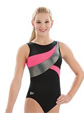 Gunmetal Grace Leotard from GK Gymnastics