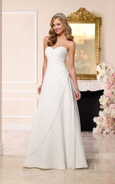 Stella York 6261 - Debra's Bridal Shop at The Avenues 9365 Philips Highway Jacksonville, FL 32256 (904) 519-9900
