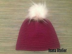 Winter Hats, Beanie, Crochet, Fashion, Moda, Fashion Styles, Ganchillo, Beanies, Crocheting