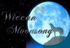 Wiccan Moonsong Daily Affirmations
