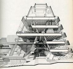 Paul Rudolph. Architectural Record. Nov 1970