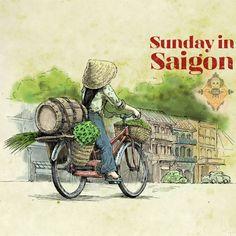 Sunday in Saigon French-Vietnamese Saison Beer