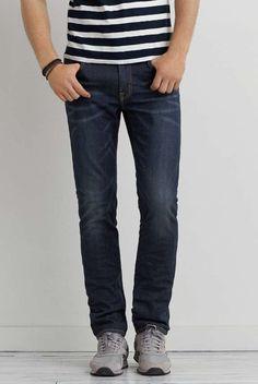 a284374f13b Slim Straight Extreme Flex Jean by AEO
