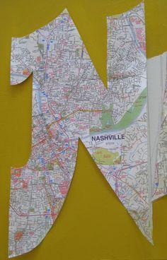 Cassie Stephens: DIY: Ode to Nashville, Tennessee