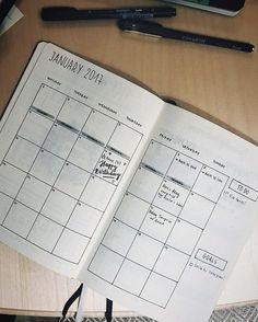 #planwithmechallenge January D3: January . Just January I think I'll be coming up with a different monthly layout in February... this is getting old. ••• •• • #bulletjournal #bulletjournaling #bulletjournaljunkies #bulletjournallove #planner #planneraddict #plannercommunity #moleskine #bujo #bujojunkies #bujolove #doodle #lettering #typography #draw #showmeyourplanner #bujocommunity #plannergeek #calligraphy #handlettering #journaling #artjournal #minimal #blackandwhite #plan #giveaway #l...