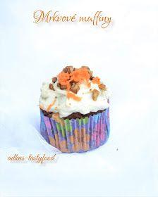 .. chute a vône mojej kuchyne...: Mrkvové muffiny s citronovým krémom Lidl, Breakfast, Desserts, Food, Basket, Morning Coffee, Tailgate Desserts, Deserts, Essen