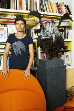 Matali Crasset explique le design aux enfants