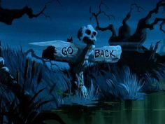The background art from Scooby Doo Where Are You?