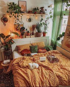 Room Design Bedroom, Room Ideas Bedroom, Home Decor Bedroom, Fall Bedroom, Bedroom Modern, Bedroom Inspo, Dream Rooms, Dream Bedroom, Master Bedroom