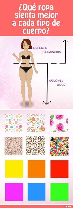 ¿Qué ropa sienta mejor a cada tipo de cuerpo? #ropa #prendas #tipodecuerpo #vestirse #corregir