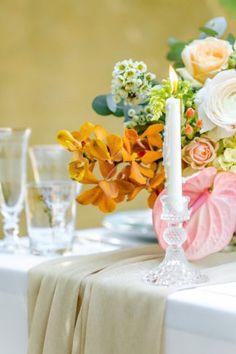 Pink Peach Wedding