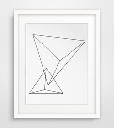 Scandinavian Prints, Printable Poster, Nordic Design, Geometric Poster, Digital Download, Modern Decor, Digital Art, Gift Idea, Himmeli