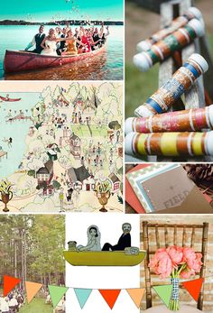 summer camp design inspiration