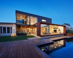 Galeria de Casa XYZ / Mark Aronson Architecture - 8