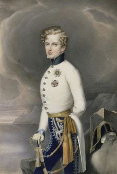 Napoléon II/Le duc de Reichstadt en uniforme/The Duke of Reichstadt in uniform