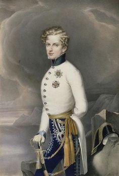Napoléon II/Le duc de Reichstadt en uniforme/The Duke of Reichstadt in uniform